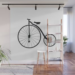 Vintage Bicycle  Wall Mural
