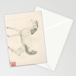 Year of the Horse Stationery Cards