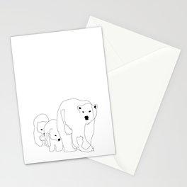 Love Them Bears Stationery Cards