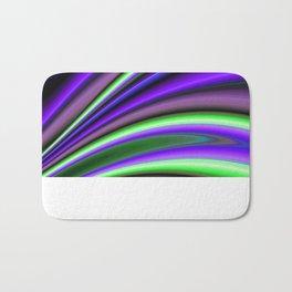 Abstract Fractal Colorways 01PL Bath Mat