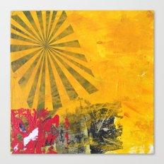 YELLOW4 Canvas Print