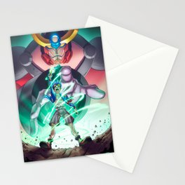 Gurren Lagann - This Drill will pierce the Heavens Stationery Cards