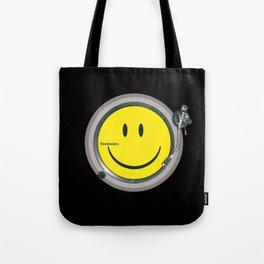 Acid Technics - Music / Deejay Tote Bag