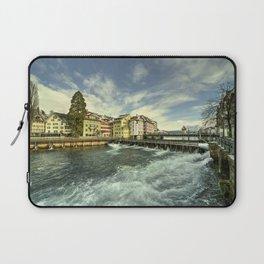 Weir of Lucerne Laptop Sleeve