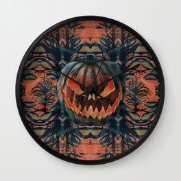 Jocko The Spicy Wall Clock