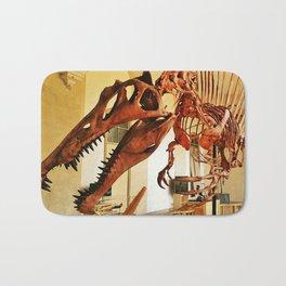 Spynosaurus Skeleton Bath Mat