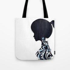 living lady Tote Bag