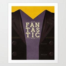 Doctor Who - Fantastic Art Print