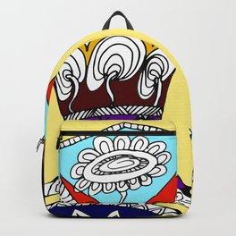BROWN WOMAN Backpack