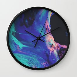 Magnetized Wall Clock