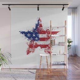 Artistic LXXXIX - Americana Star III Wall Mural