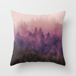 The Heart Of My Heart Throw Pillow