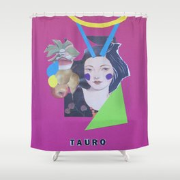 Tauro Shower Curtain