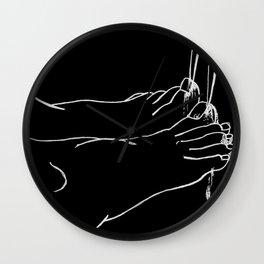 Masochist Wall Clock