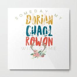 dorian chaol rowan Metal Print