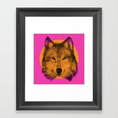 Wild 7 - by Eric Fan and Garima Dhawan Framed Art Print
