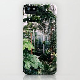 Jungle Vibes iPhone Case