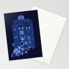 Whoosier? Stationery Cards