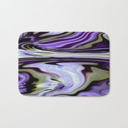The Way You Move Me - Brush Strokes Collection Bath Mat