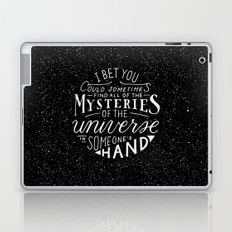 All of the Mysteries of the Universe Laptop & iPad Skin