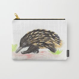 The Wondering Echidna Carry-All Pouch