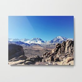 wide horizons Metal Print