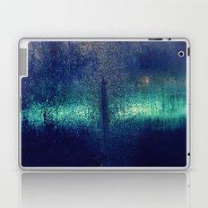 Blue Abstract Laptop & iPad Skin
