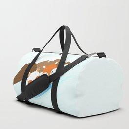 Skiing Duffle Bag