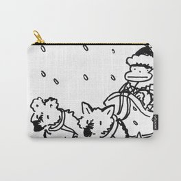 Snow Chariot Ape Carry-All Pouch