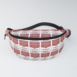 The Can of Soup in the Age of Mechanical Reproduction Fanny Pack