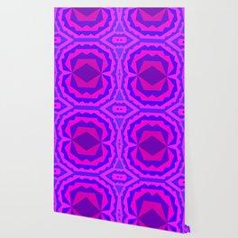 Fractal Indigenous Purple II Wallpaper