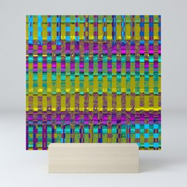 Decor Gold Mini Art Print