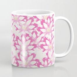 Lotus flower pattern Coffee Mug