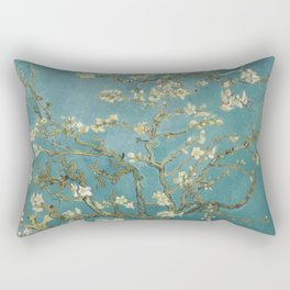 Almond Blossom - Vincent Van Gogh Rectangular Pillow