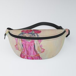 Sisters Backstage Fanny Pack