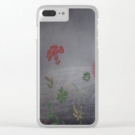 fanasy Clear iPhone Case