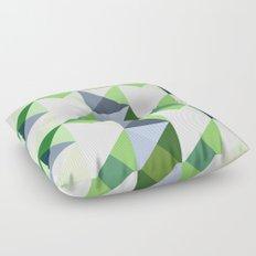 Triangles Floor Pillow