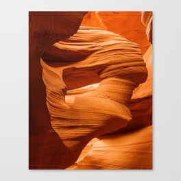 The Grand Canyon (Color) Canvas Print