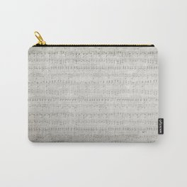 """MUSIC by collection """"Music"""" Carry-All Pouch"""