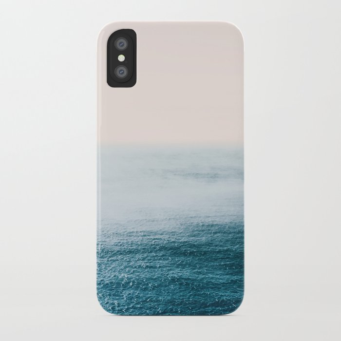 ocean fog iphone case