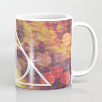 deathly hallows Mugs featuring Deathly Hallows by Michal