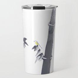 Chinese painting Travel Mug