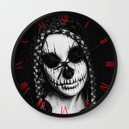Portrait Of Modern Society II Wall Clock