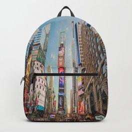 Times Square Hustle Backpack