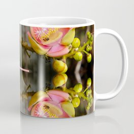 Flower collage Coffee Mug