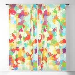Happiness Blackout Curtain