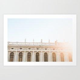 Piazza San Marco,Venice Art Print