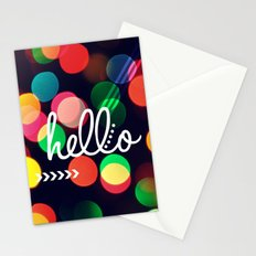 HELLO Stationery Cards