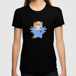A Boy - Rainbow Dash T-shirt