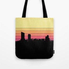 Grand Rapids Skyline Tote Bag
